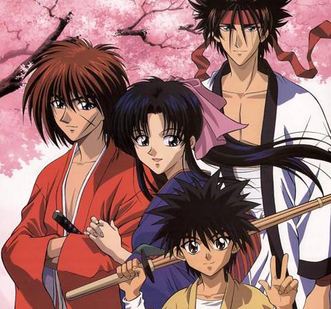 Netflix disponibiliza Samurai X para seus assinantes