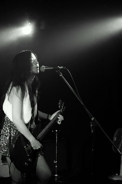 RoundFace live at 獅子王, Tokyo, 22 Jan 2016. 065
