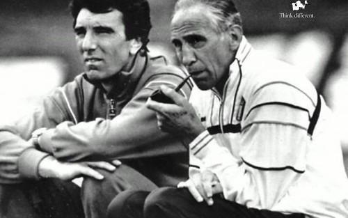Dino Zoff. enseñar a entrenar