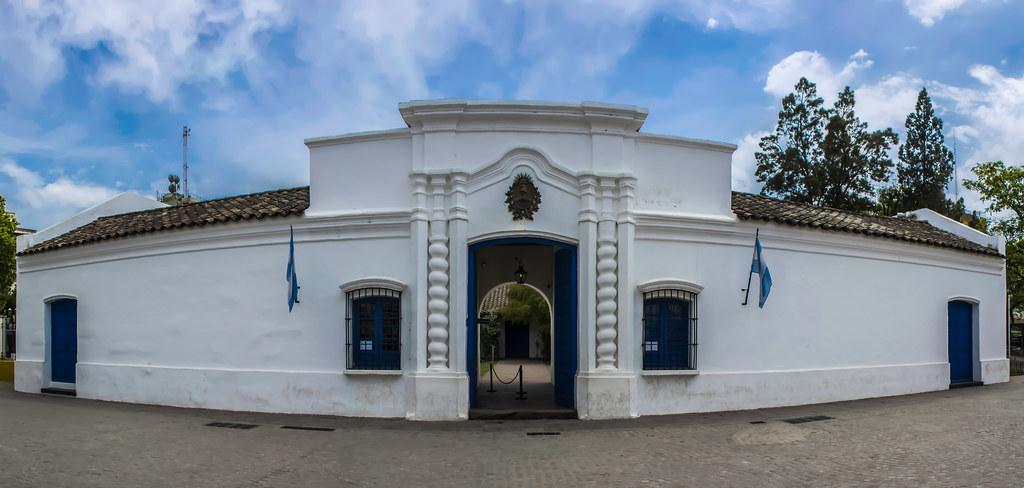 Casa de Tucumán.