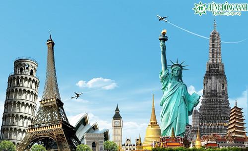 Úc, Anh, Mỹ, Pháp và Top các học bổng du học Châu Âu đáng xem