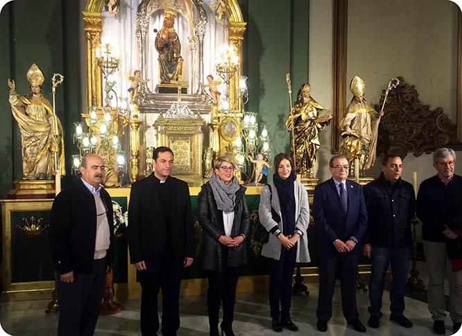 La Comunidad declarará a la Virgen del Rosell Bien de Interés Cultural