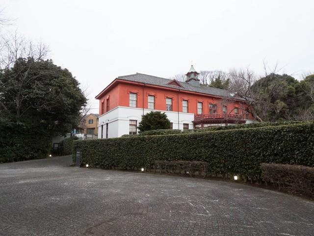 旧東京医学校本館