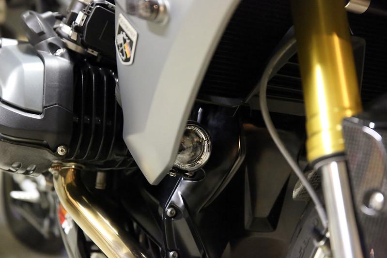 BMW R1200RS Fog Lamp