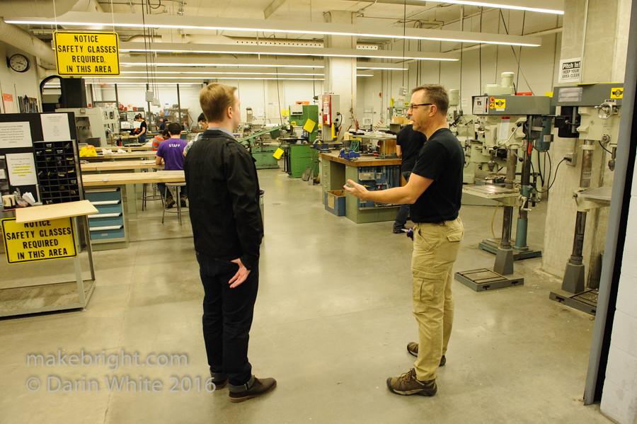 UW WatIMake space tour with Andy Trivett 202