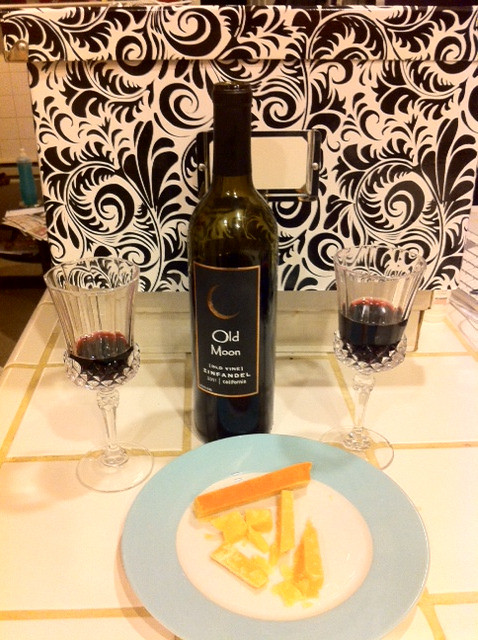 Zinfandel and Classico Cheese 1