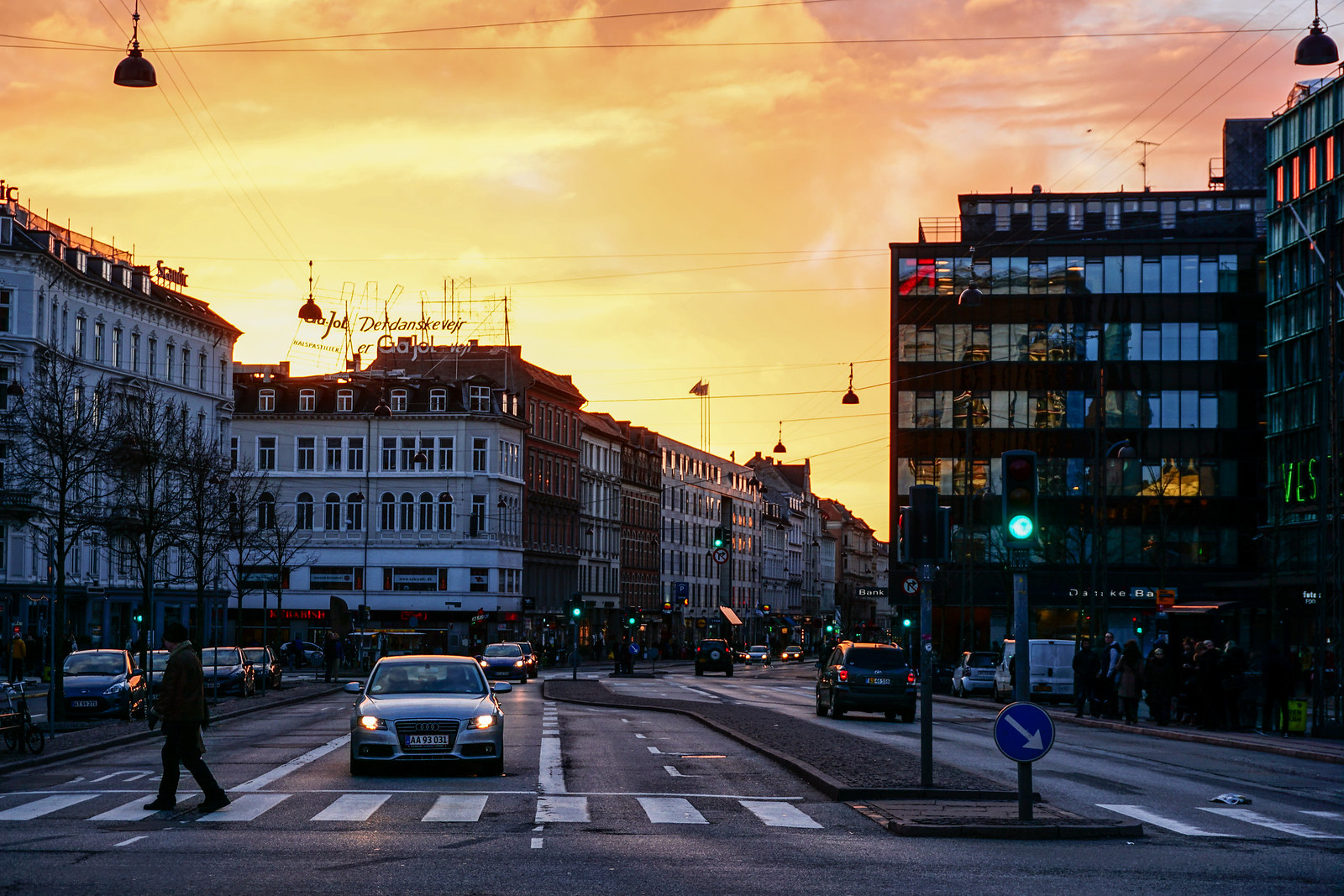 Good Evening Copenhagen