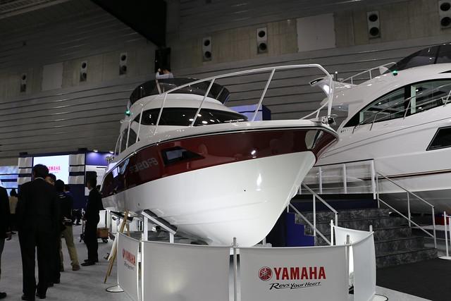 ボートショー2016