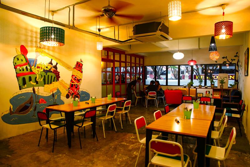 Livello Uno Italian Restaurant Cafe