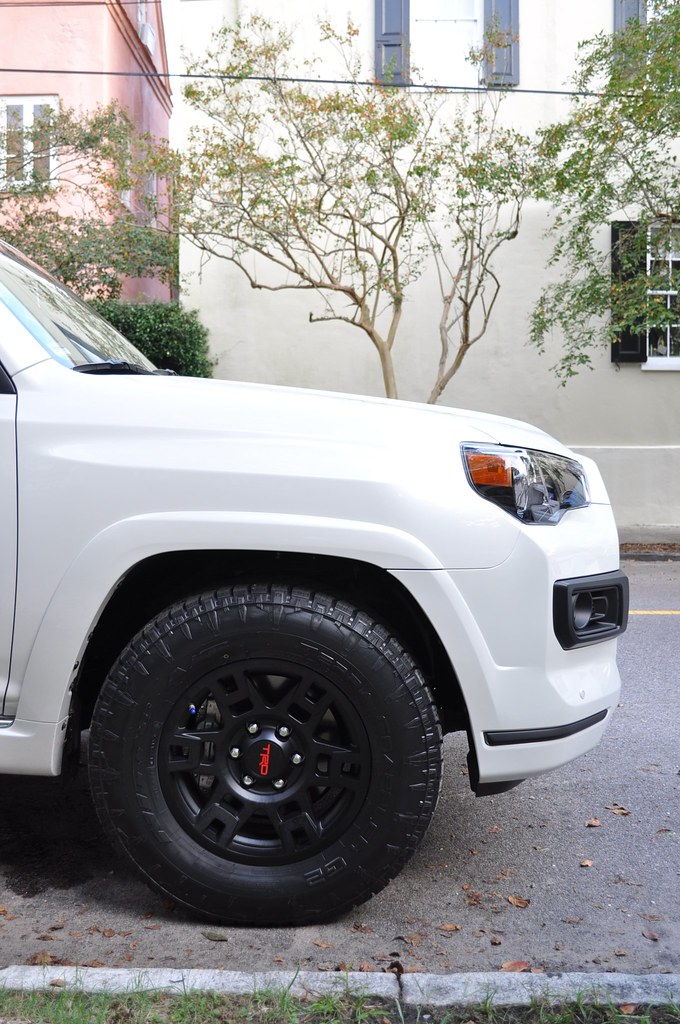Trade Trd Pro Wheels And Nittos For 20 Limited Wheels