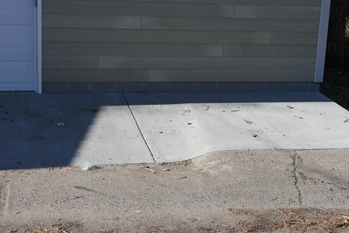Detached Garage Slabs