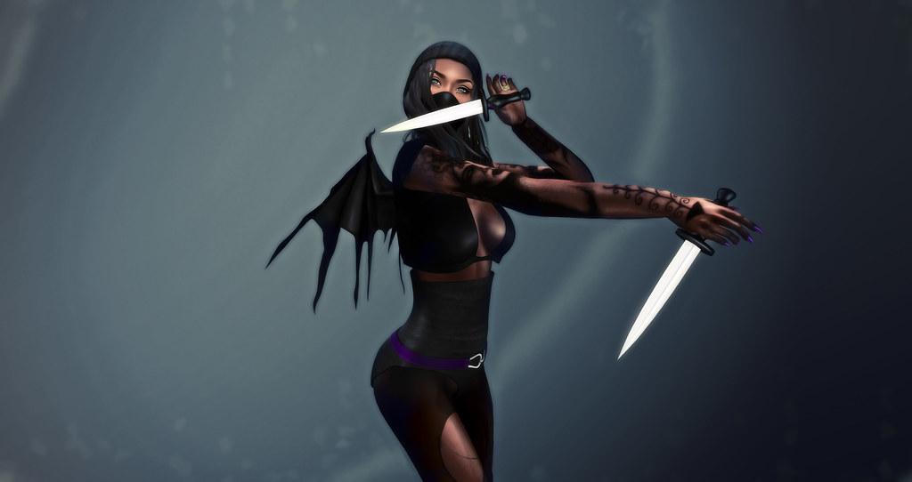Ninja Love