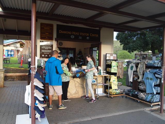 PB300715 ダイヤモンドヘッド(Diamond Head State Monument) hawaii ハワイ ひめごと ヒメゴト