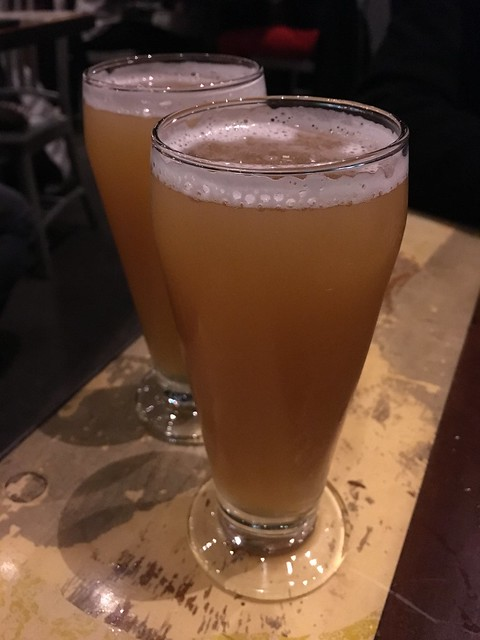 Hopsmeister CA Wheat beer - Thirsty Bear