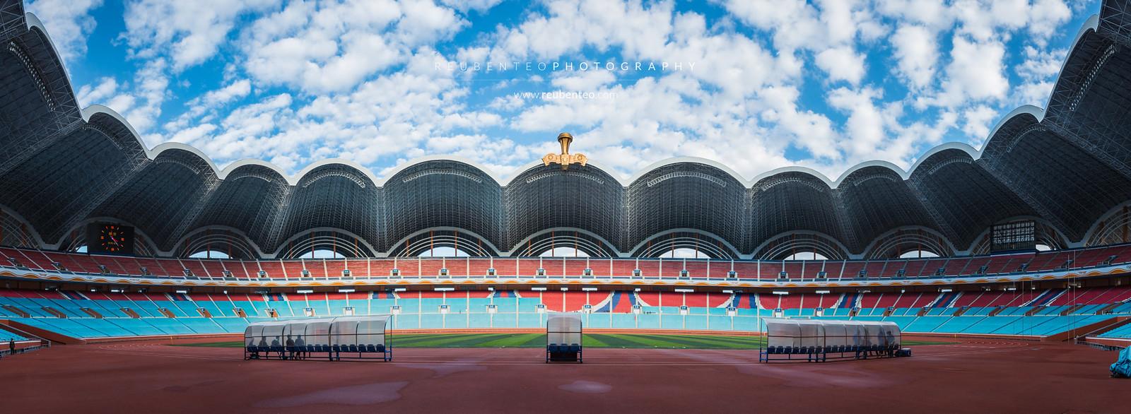 Mayday Stadium, Pyongyang