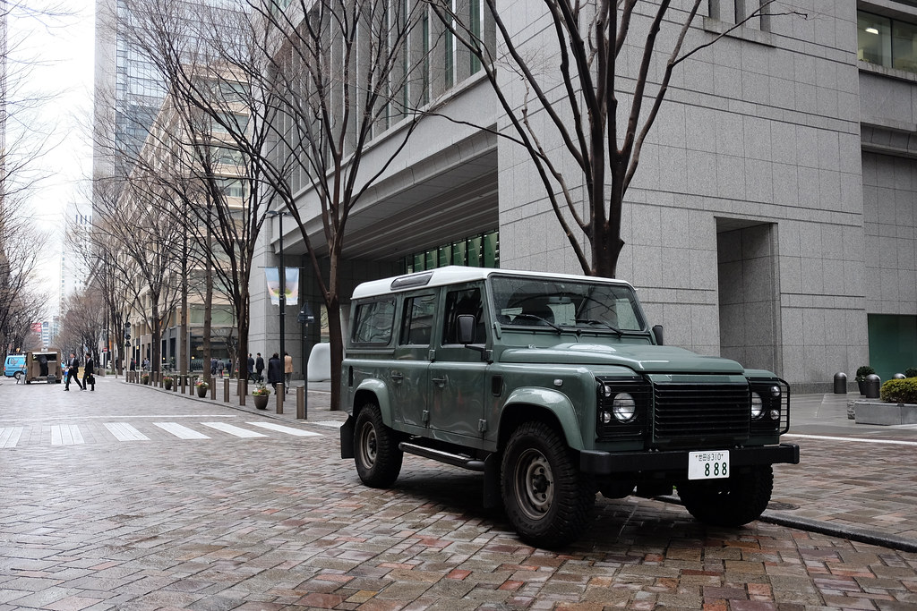 LAND ROVER DEFENDER 2016/03/24 X7008415
