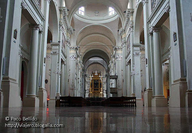 Interior de San Domenico. © Paco Bellido, 2007