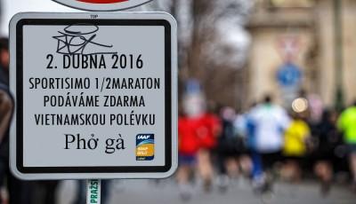 Pražský půlmaraton se přesouvá do Sapy