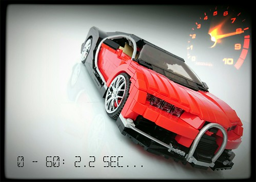 2 Bugatti Chiron