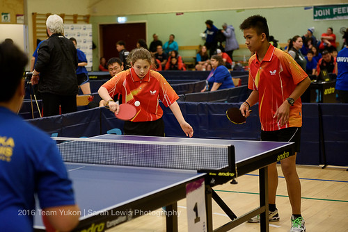 Table Tennis - AWG 2016