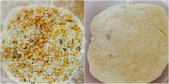 Instant Khichdi Mix recipe for Babies - step 2