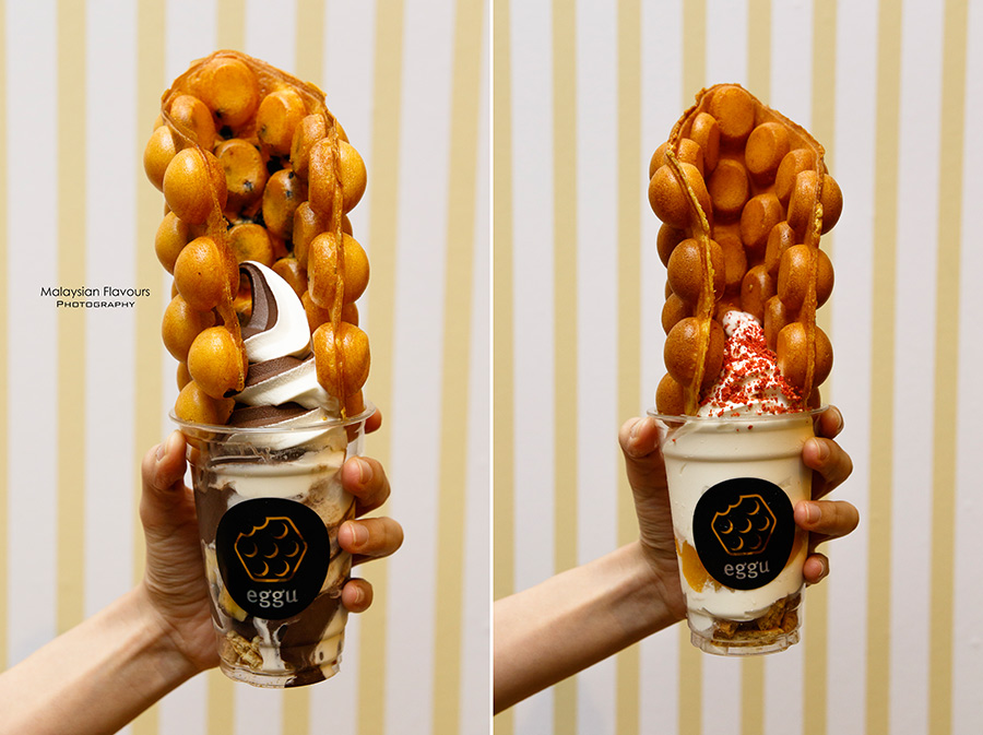 10 Soft serve Ice Cream Cafes in PJ and KL eggu atria