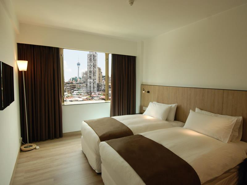 top 5 macau best western