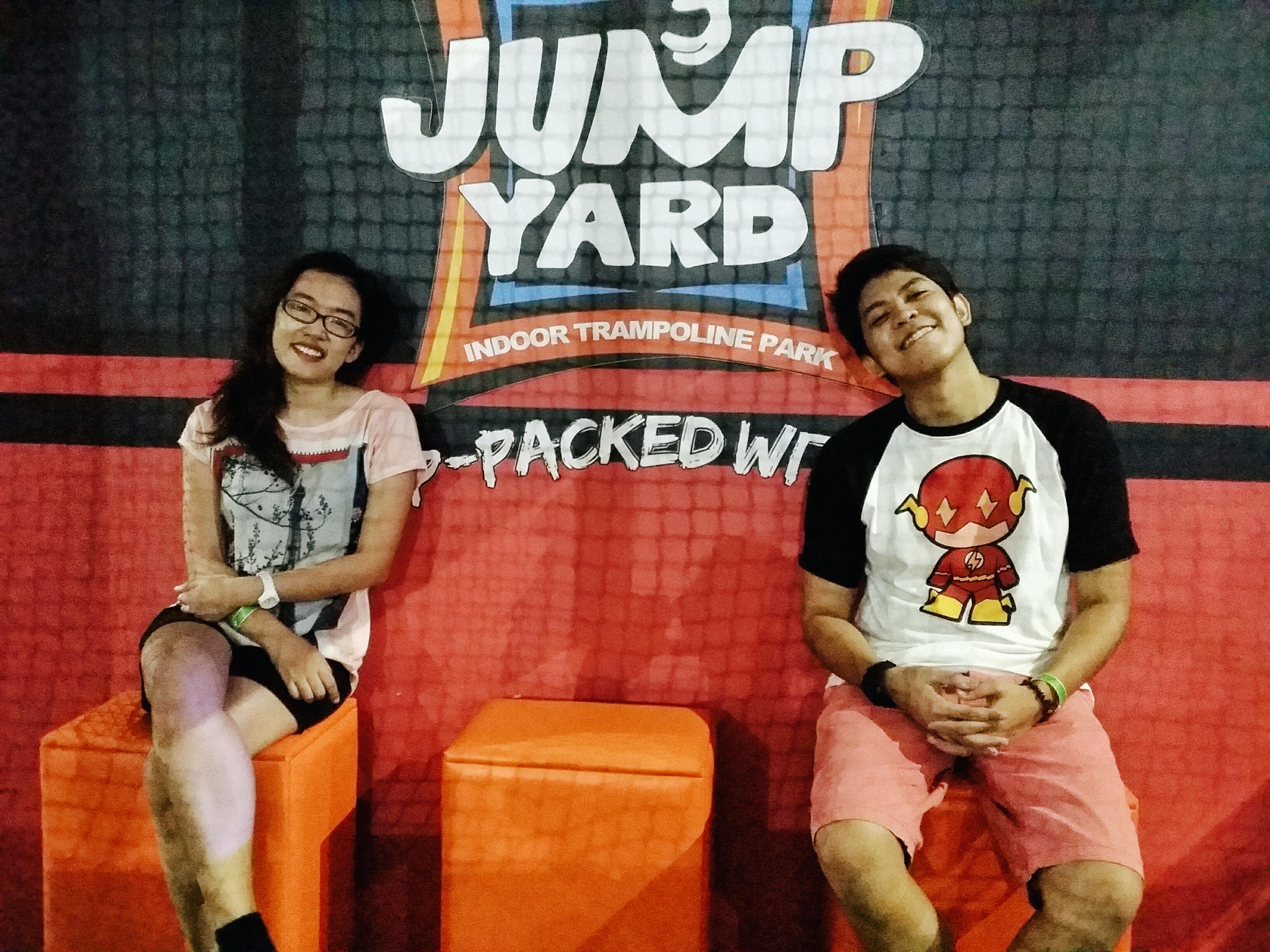 Jumpyard Trampouline Park