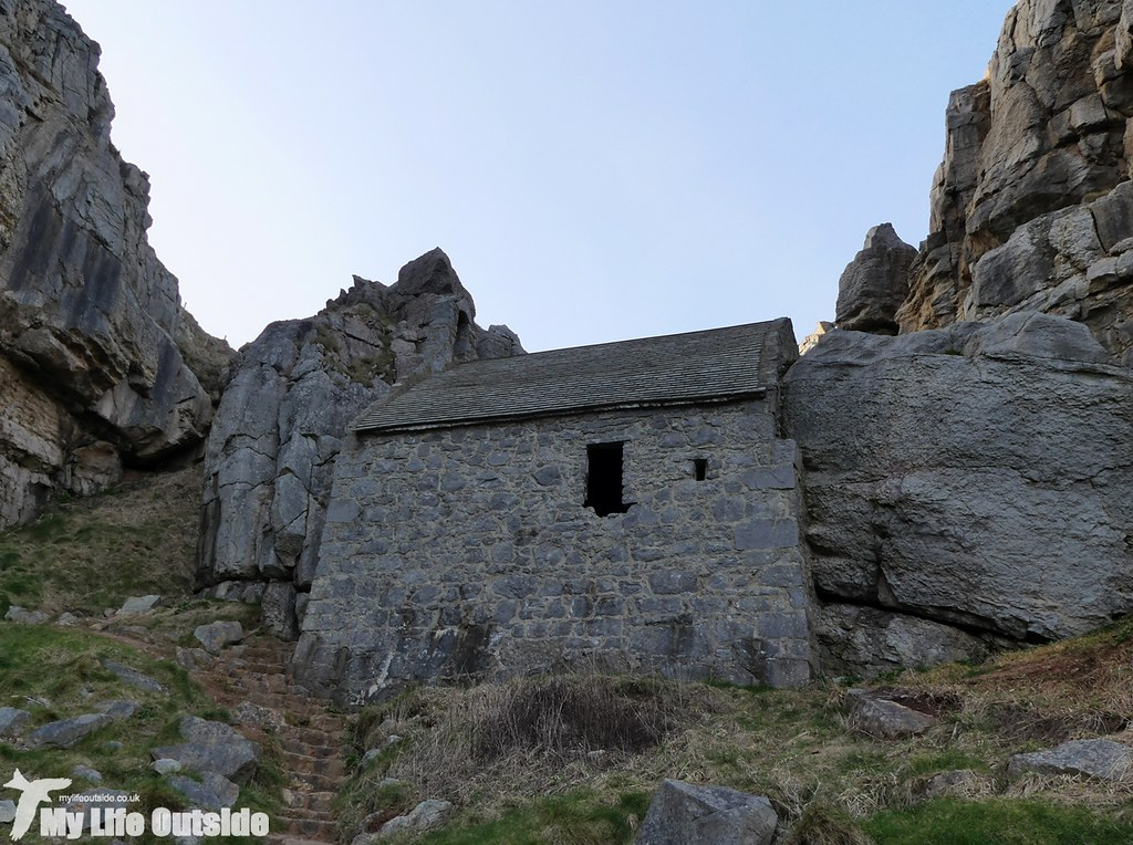 P1000666 - St Govan's Chapel