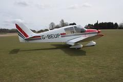 G-BEUP Popham Robin DR.400-180