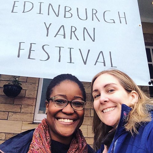 Seems so long ago but only a week that @squeakyg and I were entering #eyf2016 with all our money.