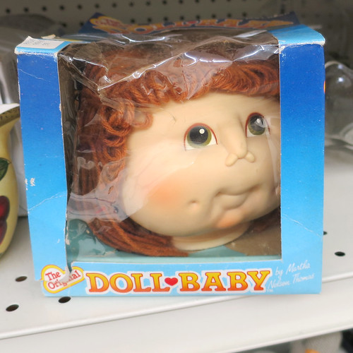disembodied cabbage patch