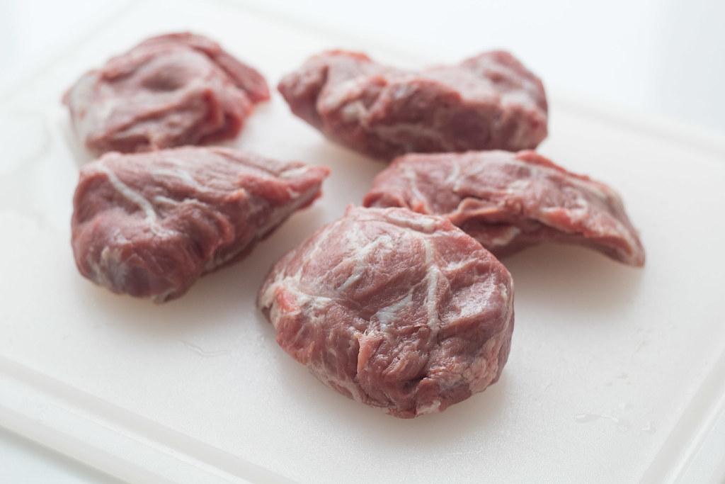 Ølbraiserede svinekæber (3)