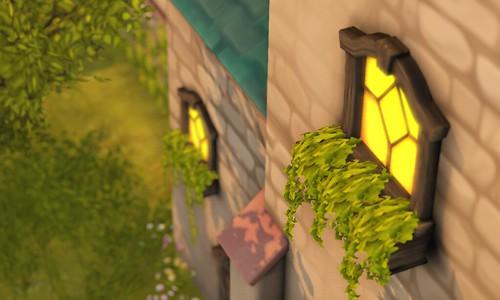 Bright Haven: Windowboxen