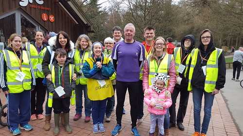 Wyre Forest parkrun #31 26/03/2016 Colin's 100th