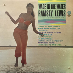 RAMSEY LEWIS:WADE IN THE WAKER(JACKET A)