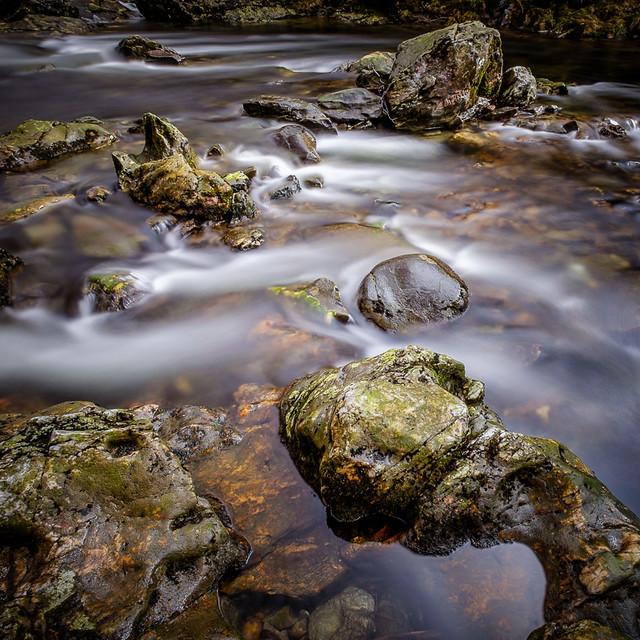 Falls of Falloch – Scotland