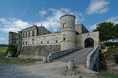 Château de Bouteville - Charente