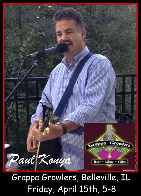 Paul Konya 4-15-16