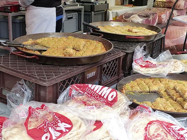 pâtisseries libanaises