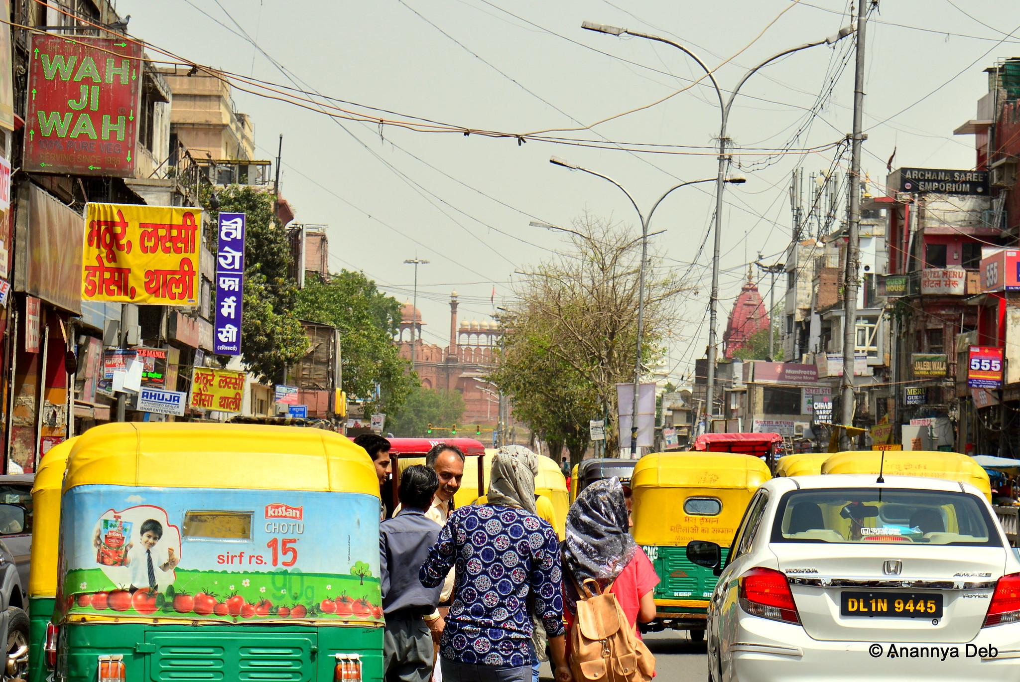 Delhi, April 2016