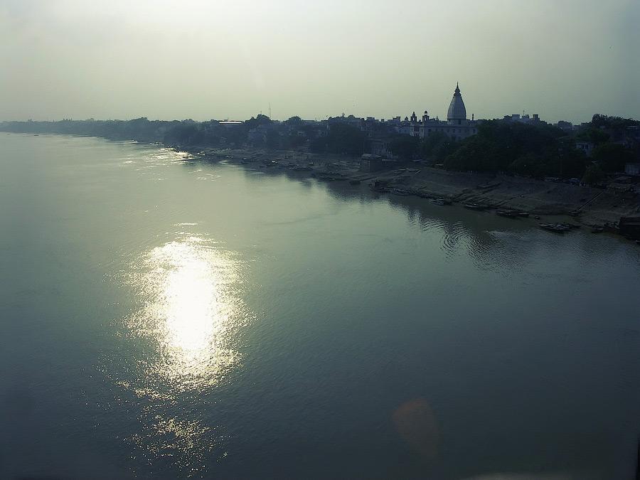 Варанаси - город вне времени. Индия