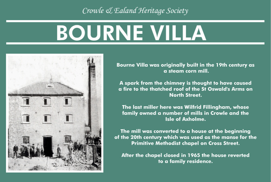 Bourne Villa