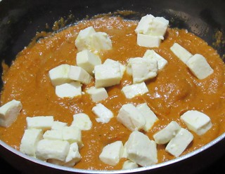 Paneer butter masala - Step 9