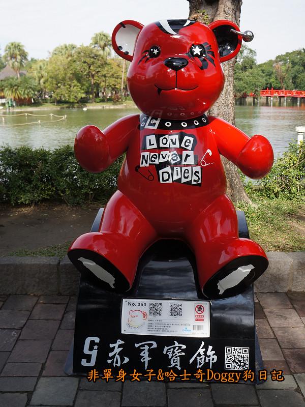 台中公園泰迪熊樂活熊嘉年華38