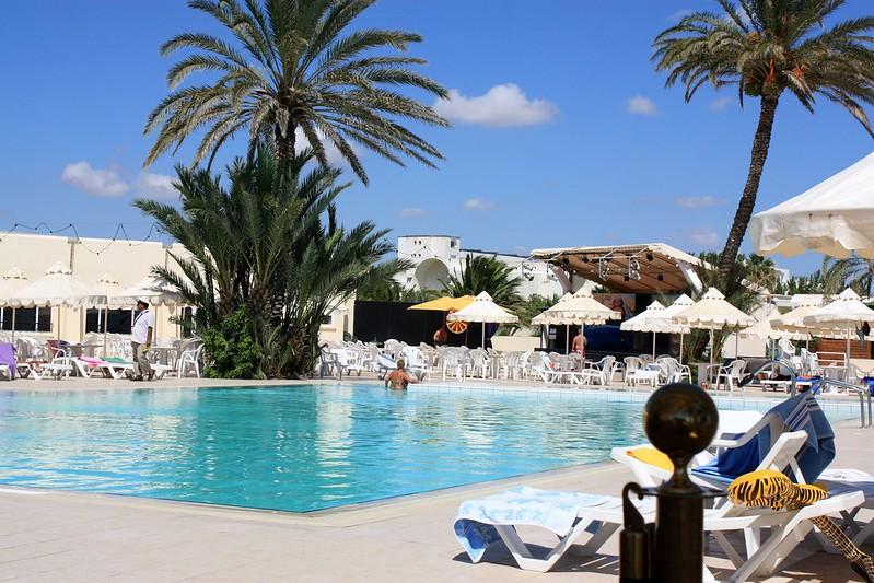 отель омар хайям хаммамет тунис