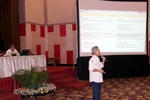 Sosialisasi Struktur Organisasi dan Tata Kerja Ditjen Farmalkes