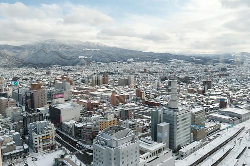 Yamagata - my city