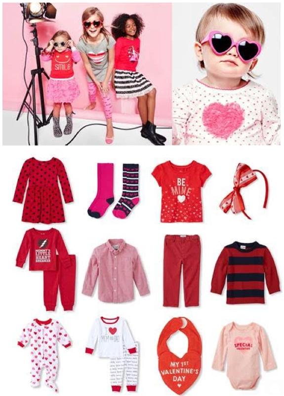 Kids Valentines Styles