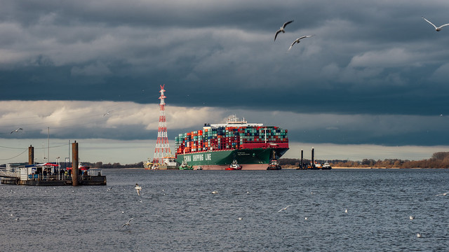 Havarie der CSCL Indian Ocean